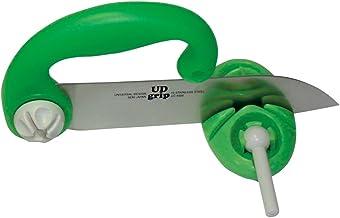 ウカイ利器 自助サポート UDグリップ包丁 UC-4500 グリーン