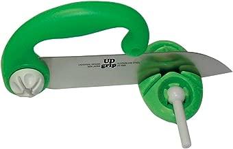 ウカイ利器 UDグリップ包丁 グリーン UC-4500