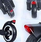 Rear Wheel Bracket Saddle Rack for Carbon Fiber Jack HOT JASION Electric Brake Fender Rear Shelves Frame with Safe Light