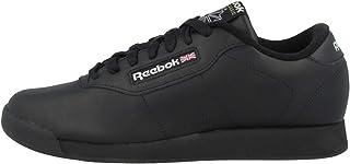 ladies black reebok trainers