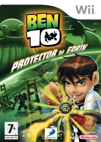 Ben 10: Protector of Earth (Wii) [Nintendo Wii] - Game by Wii