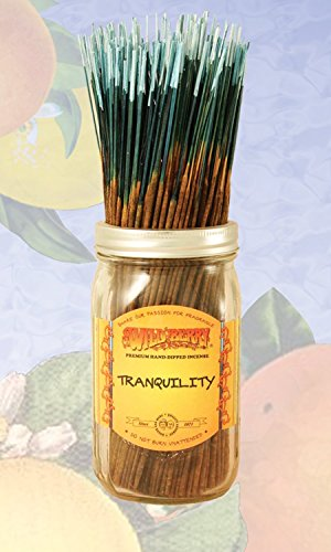 Tranquility - 100 Wildberry Incense Sticks