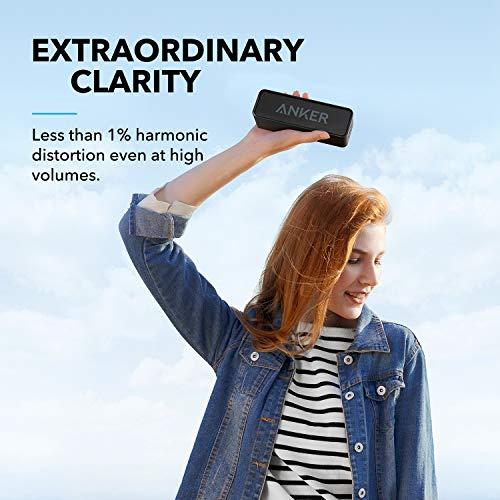 Haut-parleur Bluetooth à double pilote Anker SoundCore - 2