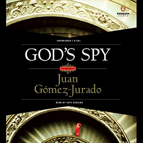 God's Spy  audiobook cover art