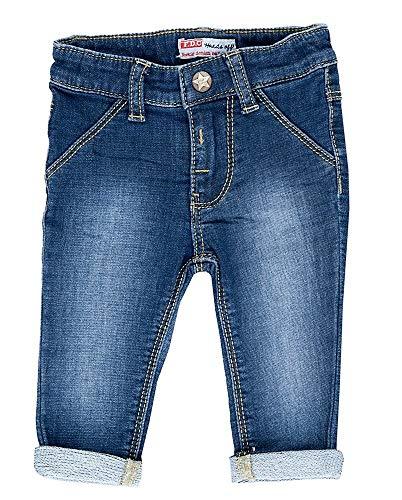 Feetje Baby-Jungen Hose Jeans Jogg.Denim 522.00519, Light Denim 950, Gr.86, Farbe:Blau (Light Denim 950), Größe:62