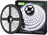 Lighting EVER LE Tira LED, Cadena de Luces, 5m 300 LED SMD 2835,...
