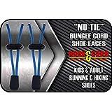 SECURE IT QUICK - NO TIE Shoelaces FITS...