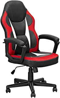Need Gaming Chair E-Sports Computer Chairs Executive Ergonomic Adjustable Swivel Task Chair with Lumbar Support Gaming Off...
