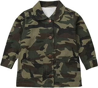 Monag Infant Camouflage Jacket