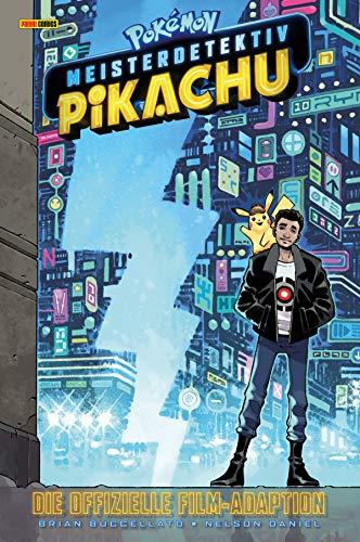 Pokémon: Meisterdetektiv Pikachu - Comic zum Film (German Edition)