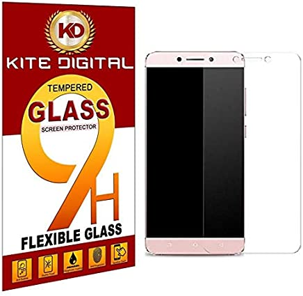 Kite Digital LETV MAX 2 Premium Tempered Glass Screen Protector Slim 9H Hardness 2.5D