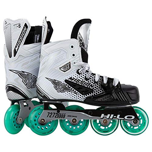 Mission Inhaler FZ-5 Inline Skate Senior, Größe:6 = 40.5, Weite :E = Wide