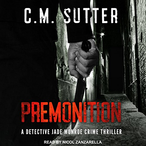 Premonition audiobook cover art