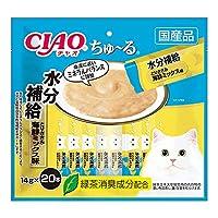CIAO(チャオ) ちゅ~る 水分補給 とりささみ海鮮ミックス味 20本入り