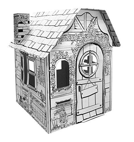 Ricco My Garden House GL12569 Spielhaus aus Karton
