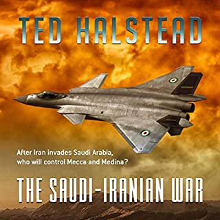 The Saudi-Iranian War audiobook cover art