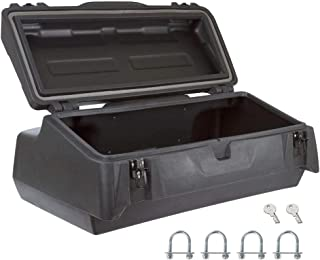 Rage Powersports Black Widow Locking ATV Cargo Box