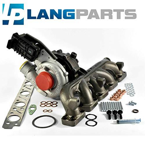 Turbolader 762060 mit Dichtungsatz Montagesatz (Preis inklusive 150,00€ Pfand) I5D