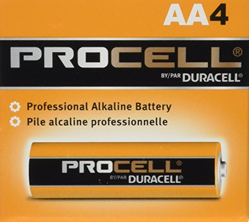 DRCPC1500BKD - Duracell Procell Industrial Batteries Aa-Cell Alka Line