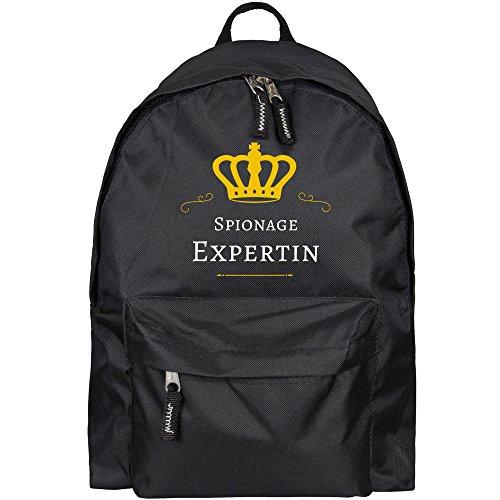 Backpack Spy Expert Black