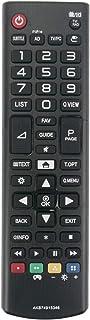 ALLIMITY AKB74915346 Control Remoto Reemplazar por LG TV 20MT48 20MT48DF 22MT41 22MT41DF-PZ 24MT41 24MT41DF 24MT48 24MT48DF-PZ 24MT48DG-BZ 24MT48S 27MT58 27MT58DF 28MT41 28MT41DF-PZ 29MT48 29MT48DF