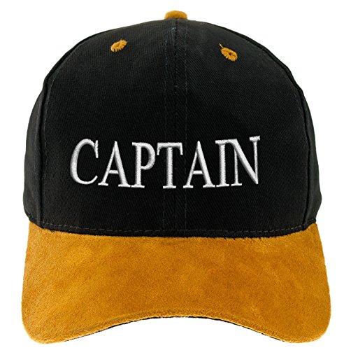 4sold Capitán Gorro Gorra Capitán Ancient Mariner, Capitán Cabin Boy Crew First Mate Yachting béisbol...