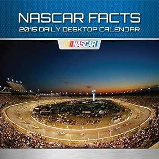 2015 NASCAR Facts Daily Desktop Calendar by TF PUBLISHING (2014-06-30)