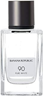90 Pure White by Banana Republic Eau De Parfum 2.5 oz 75 ml Icon Collection