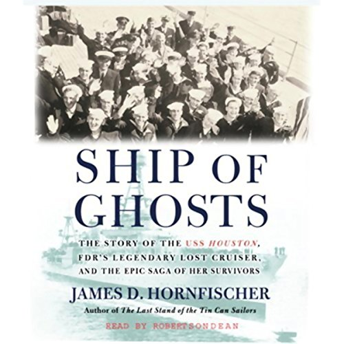 Ship of Ghosts cover art