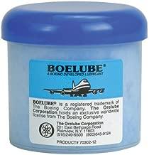 Boelube 70302-12 12 Oz. Machining Lubricant Blue Paste