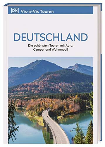 Vis-à-Vis Touren Deutschland: Die schönsten Touren mit Auto, Camper und Wohnmobil