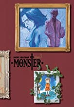 By Naoki Urasawa - Monster, Vol. 3: The Perfect Edition (2015-02-04) [Paperback]