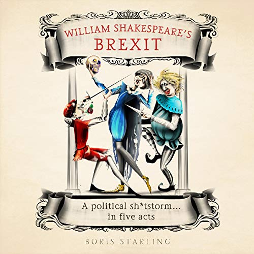 William Shakespeare's Brexit  By  cover art