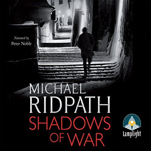 Shadows of War audiobook cover art