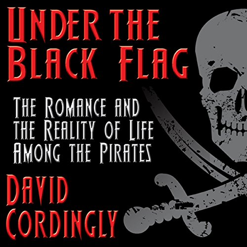 Under the Black Flag audiobook cover art