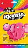 Cra-Z-Art Modelite Pink 4oz Modeling Compound