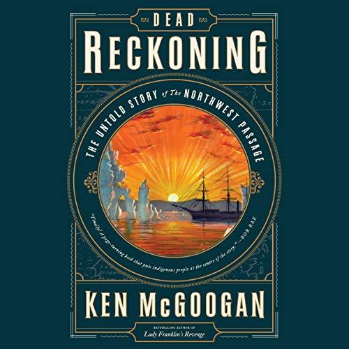 Dead Reckoning audiobook cover art