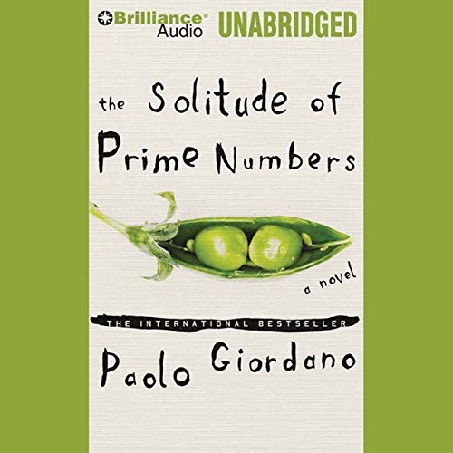 The Solitude of Prime Numbers audiobook cover art