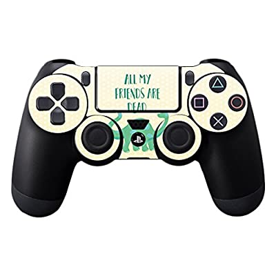 MightySkins Skin Compatible With Sony PS4 Controller