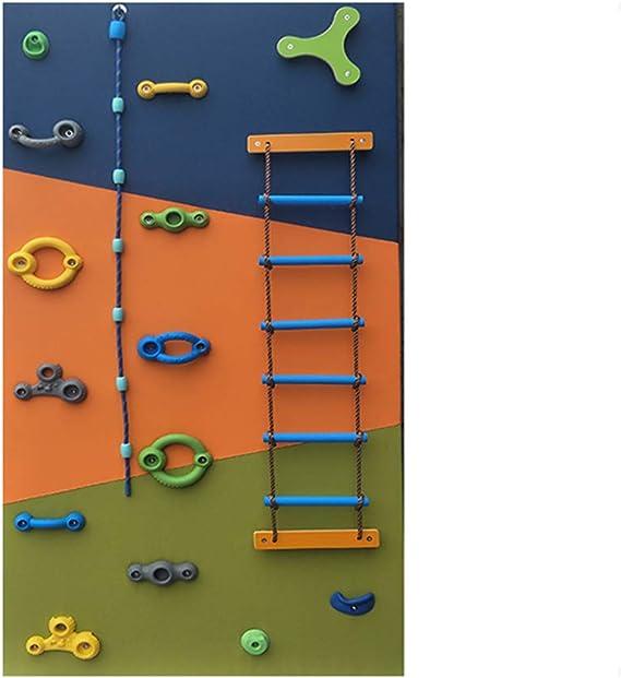 HSJCZMD Muro de Escalada para niños, presas de Escalada para ...