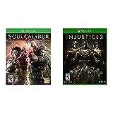SOULCALIBUR VI: Standard Edition - Xbox One & Injustice 2: Legendary Edition - Xbox One