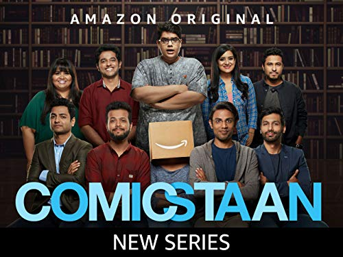 Comicstaan - Season 1