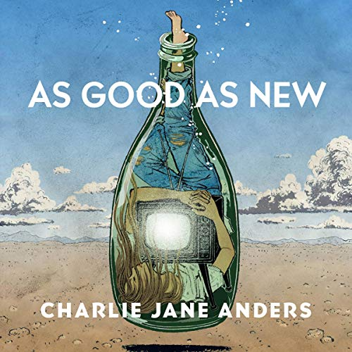 As Good as New audiobook cover art