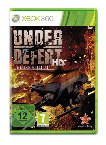 Under Defeat HD Deluxe Edition - [Xbox 360]