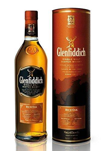 Glenfiddich Reich an Oak 14Yo 70CL