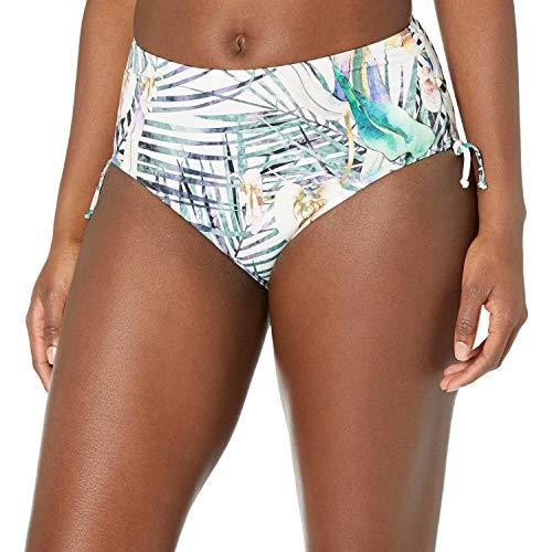Fantasie Women's Standard Swim Briefs, Multi, Large