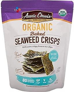 Annie Chuns Baked Seaweed Crisps (Bulk)