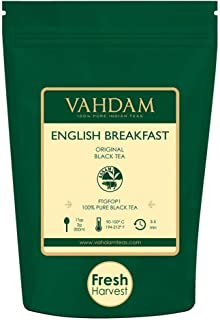 Best revolution english breakfast black tea Reviews
