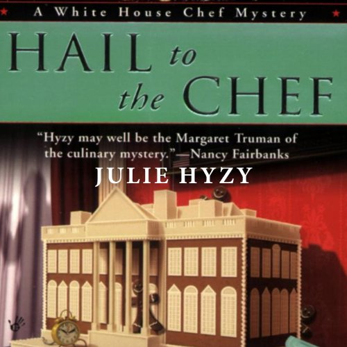 Hail to the Chef audiobook cover art
