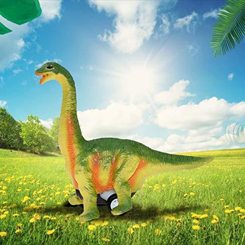 PIKAqiu33 Dinosaur Car, Interesting Imitation Dinosaur Glider Children Realistic Model, Education Toy, Toys and Hobbies (D)